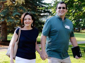 Sheryl Sandberg family