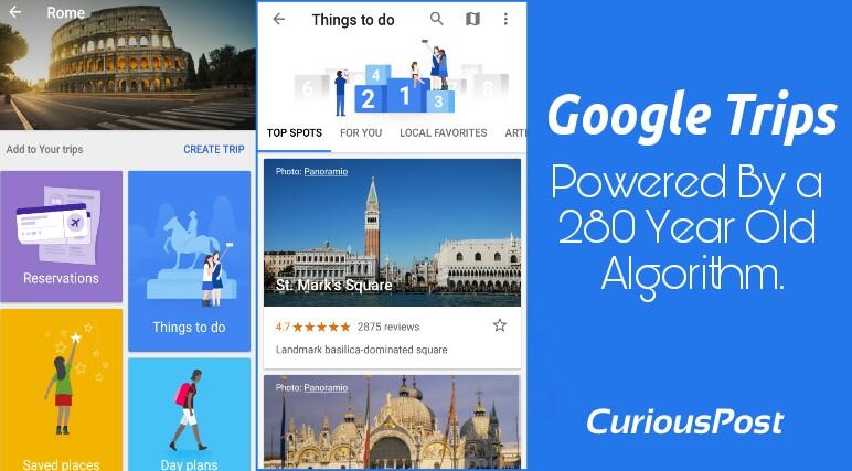 Google Trips - CuriousPost