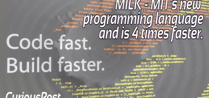milk programming language