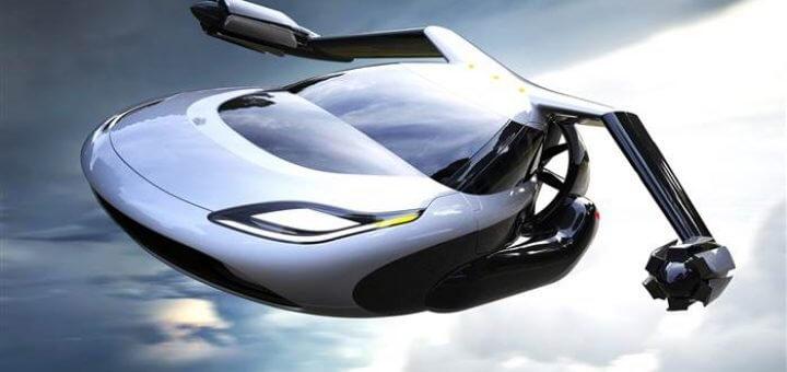 TFX flying car