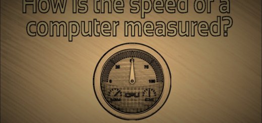 speed of computer