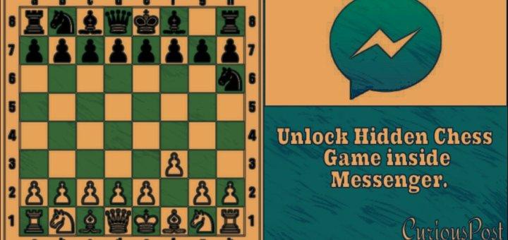 messenger chess game