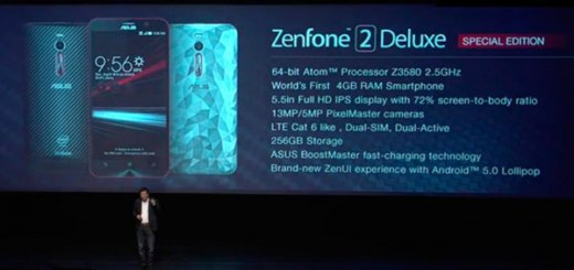 zenfone deluxe special edition 1