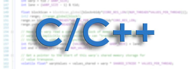 C v/s C++