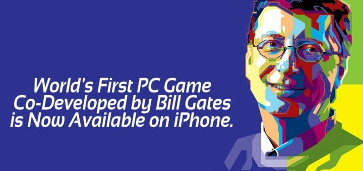 game by bill gates