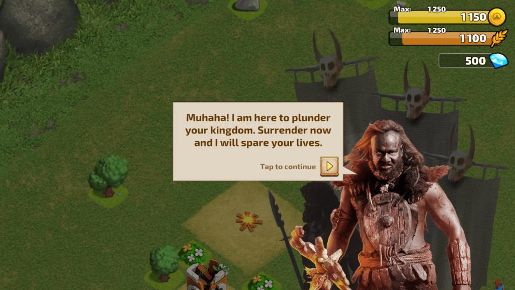 Baahubali game