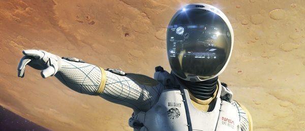future spacesuit