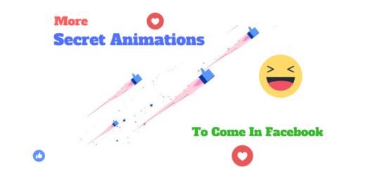 Fb Secret Animations
