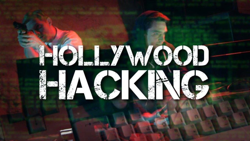Linux Hollywood hacking prank tool