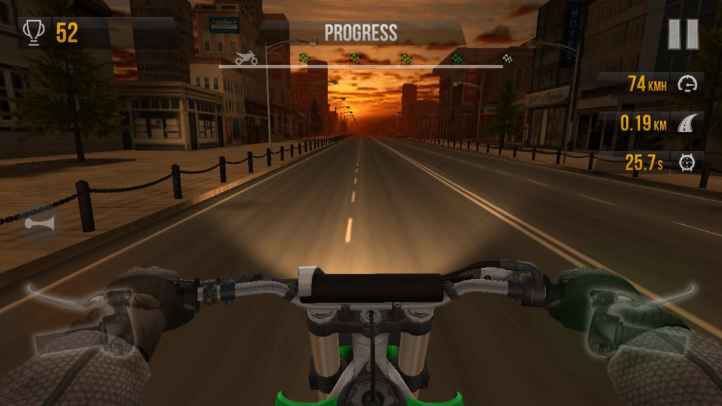 Traffic rider 4