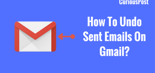 How To Undo Sent Emails On Gmail