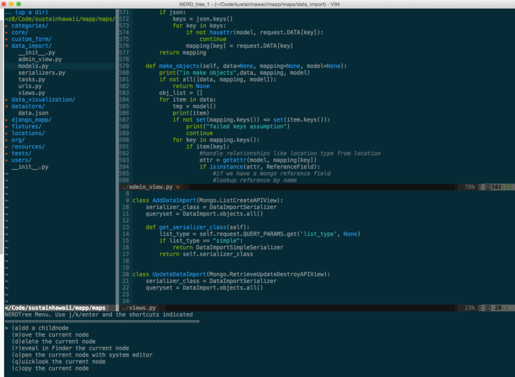 As A Simple Python Editor It Comes With Code Highlight Completion And Graphical Debugger There Is Version For Py2 Py3