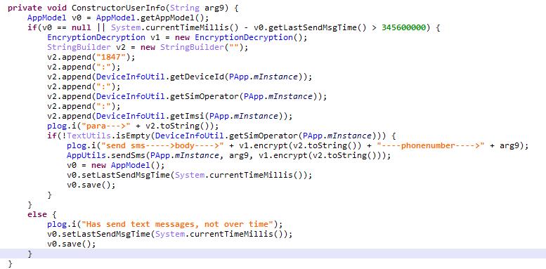Kotlin based Malware