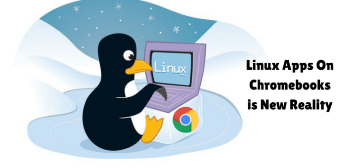 Linux Apps On Chromebooks