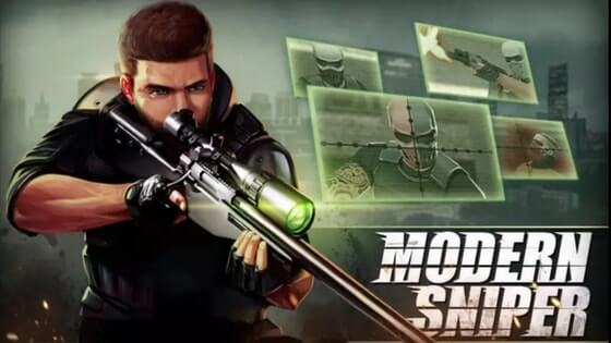 Modern Sniper Android Game