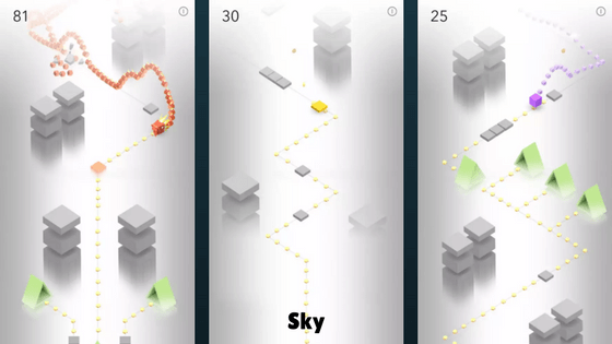 Sky Android Game