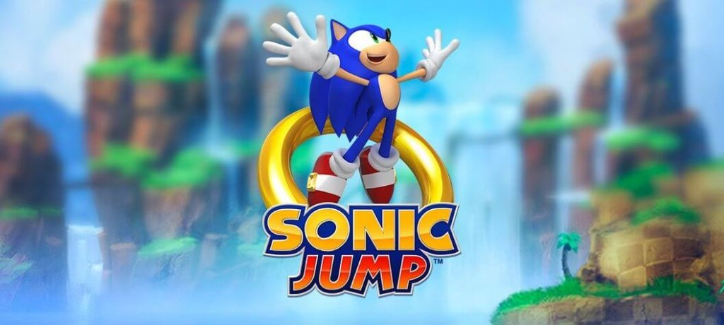 Sonic Jump Instant Game on Facebook