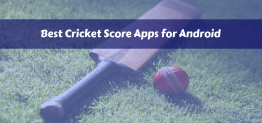 Best Android Cricket Score Apps