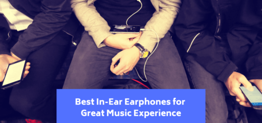 Best In Ear Earphones