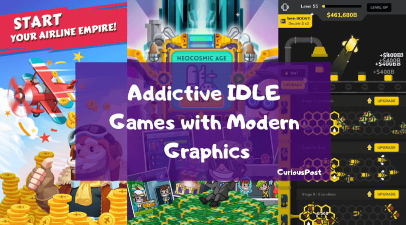 Best Idle Clicker Games with Stunning Graphics for 2019