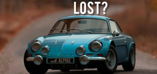 lost way?